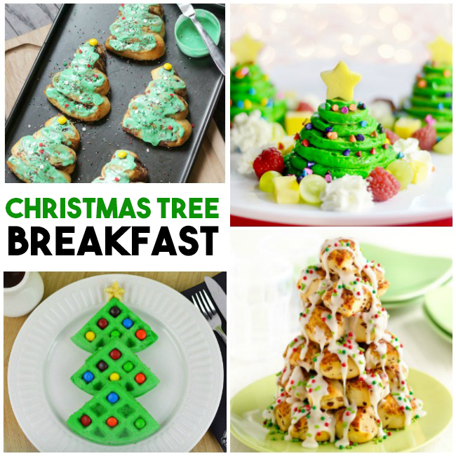 Festive Christmas Breakfast/ Brunch Ideas