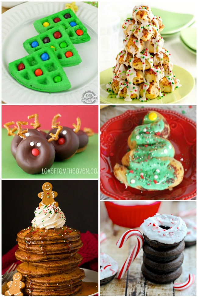 14 Festive Christmas Breakfast/ Brunch Ideas to Make This Year