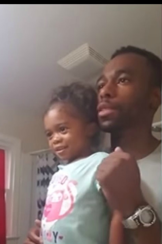 Father And Daughter Daily Motivation Is What We ALL Need!