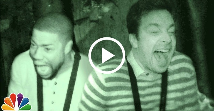 scared-jimmy-and-kevin-cant-handle-haunted-house