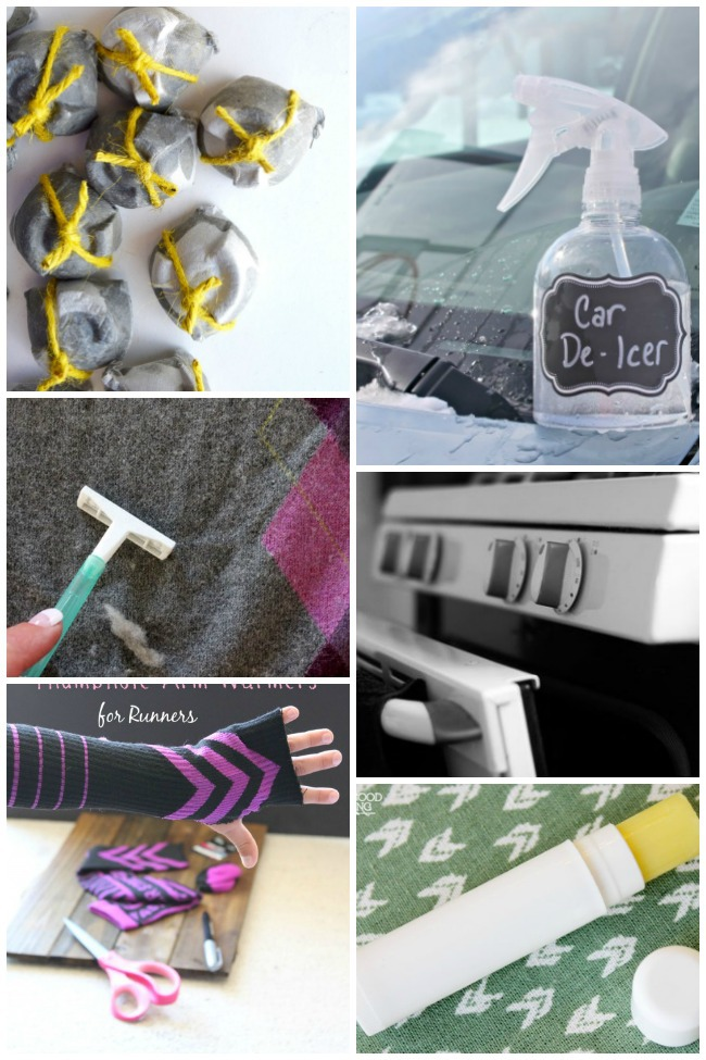 14 Genius Winter Hacks To Save The Day
