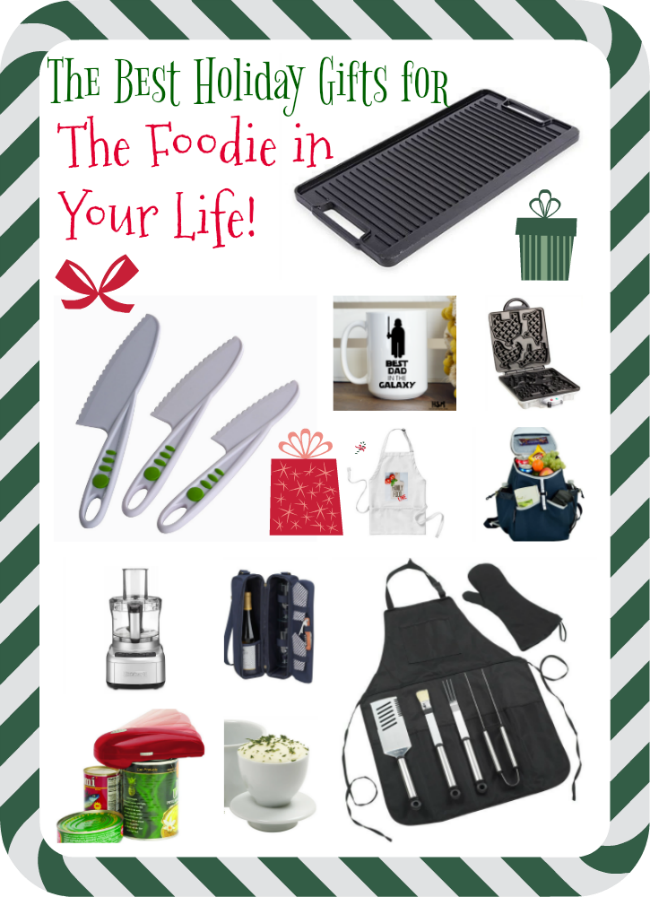 The Best Holiday Gifts for the Foodie in Your Life!