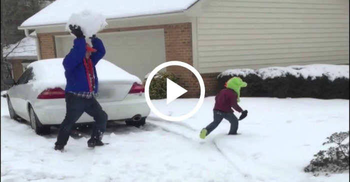 dad-throws-epic-snowball