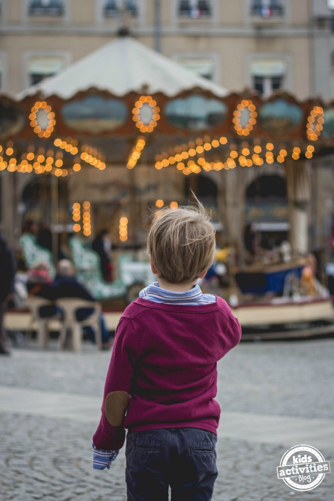 When Your Child Is Scared Of Strangers