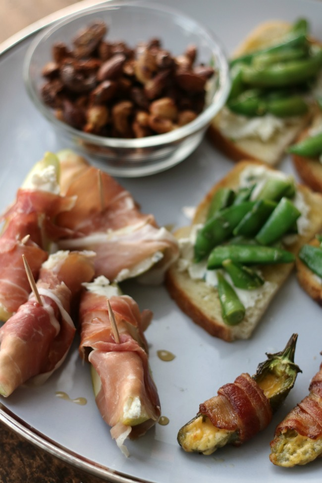 5 Dazzling Appetizers for Your New Year's Eve Party