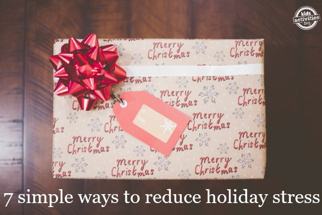 Simplifying Your Holiday Season to Reduce Stress