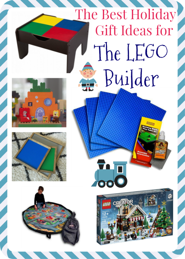 The Best Holiday Gift Ideas for the LEGO Builder