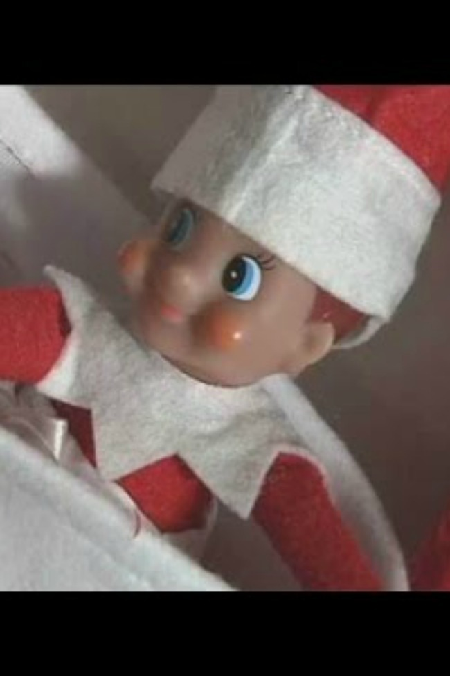 7-Year-Old Panics, Calls 9-1-1 After Touching Elf On The Shelf…