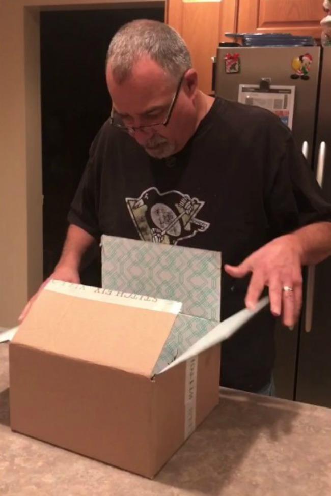 Man Breaks Down When Wife Surprises Him With Rose Bowl Tickets