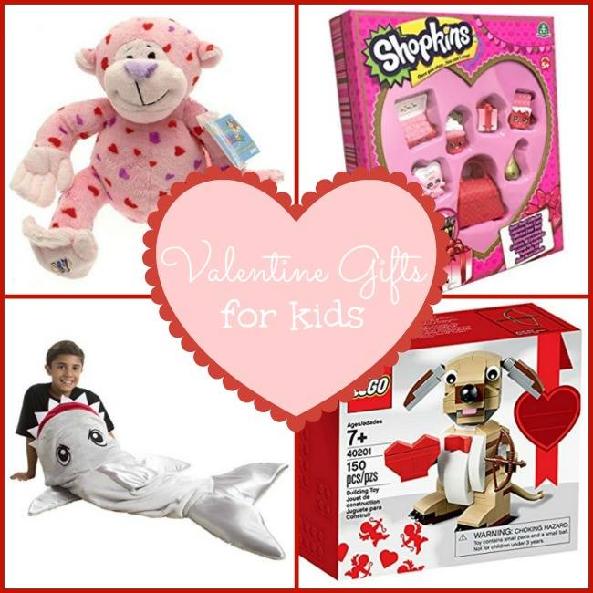 Our favorite Valentine's Gifts for Kids