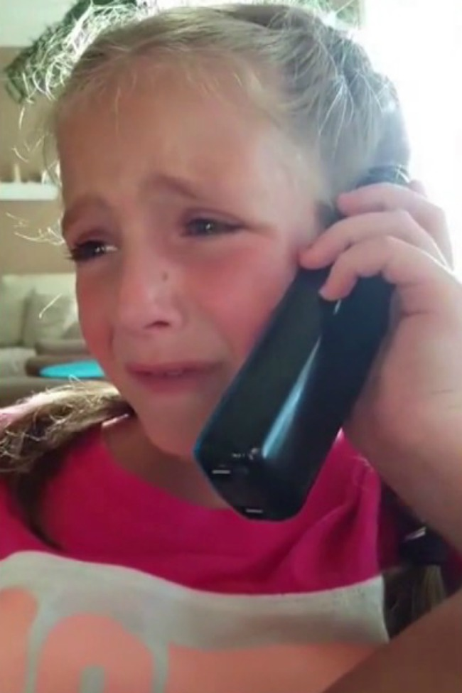 This 7-Year-Old Experiencing Her First Breakup Is All Of Us