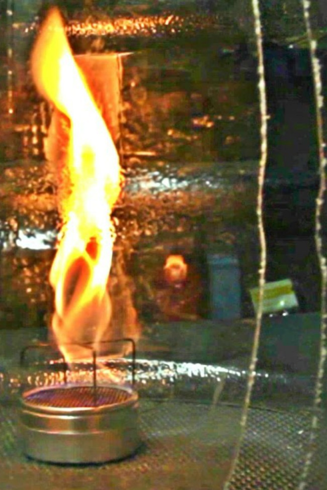 This Is How You Can Make A Fire Tornado At Home!