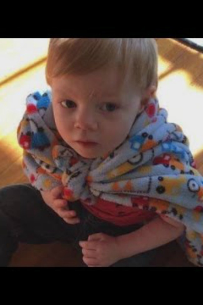 Moms Ban Together To Replace Favorite Blanket For Two-Year-Old With Autism