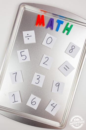 Fun Game Your Kids Can Use to Practice Division! - Kids Activities Blog