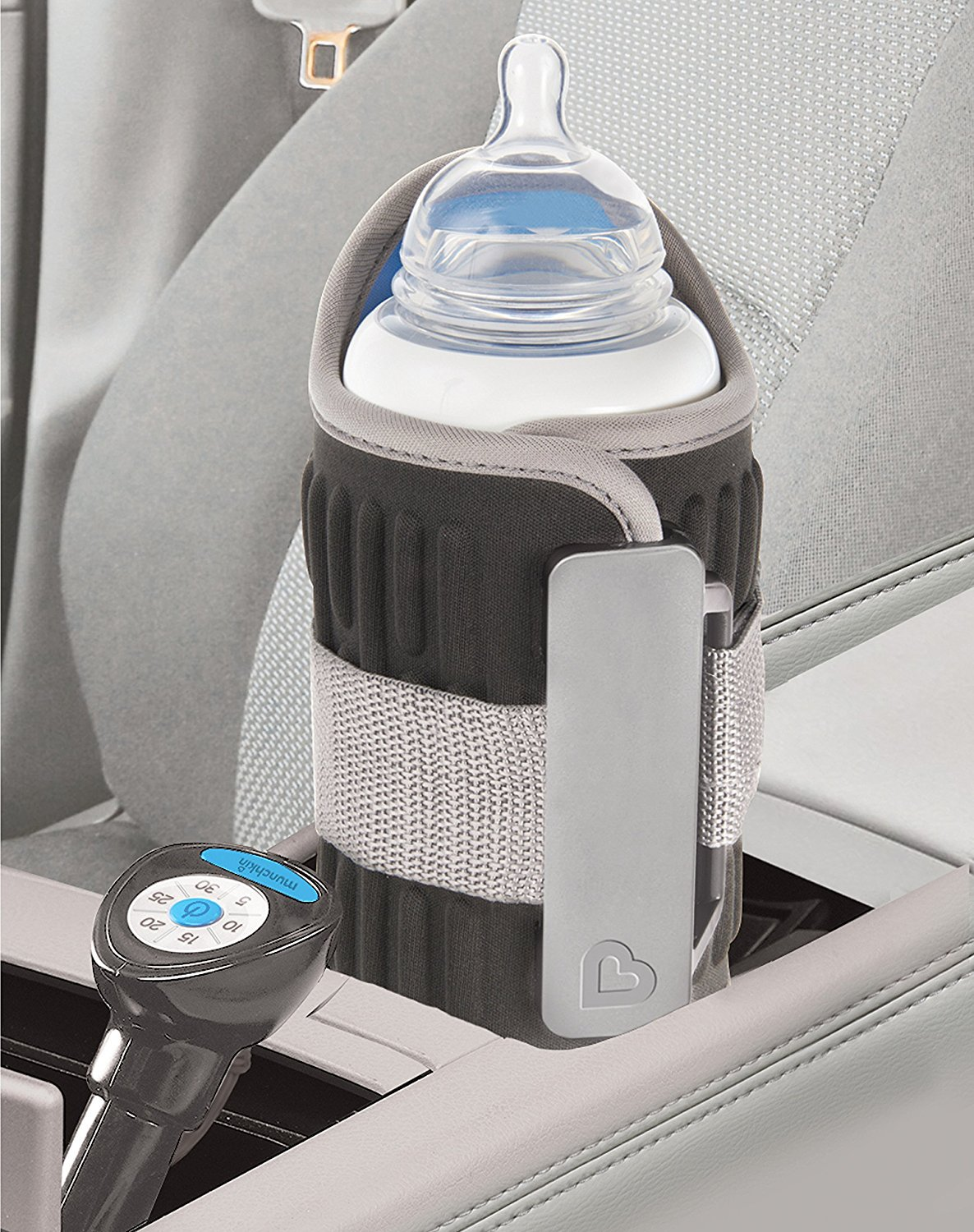 Munchkin Travel Car Baby Bottle Warmer
