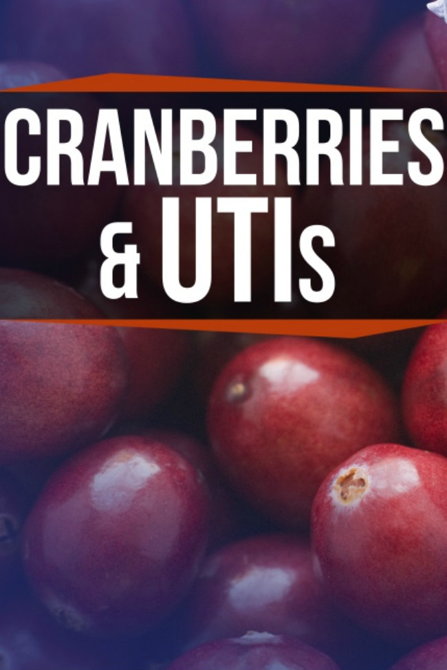 Do Cranberries Actually Cure UTI's?