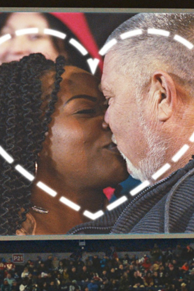 Viral Video Shows Kiss Cam In A Different Light (And Definitely Made Me Cry)