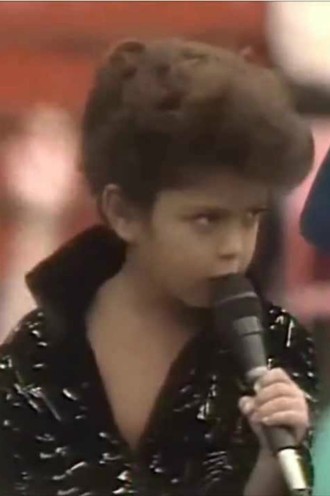 Before He Was Megastar Bruno Mars, He Was The World's Youngest Elvis Impersonator!