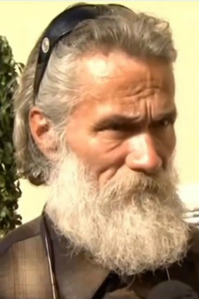 Homeless Man Finds Abandoned Baby, Saves Her Life
