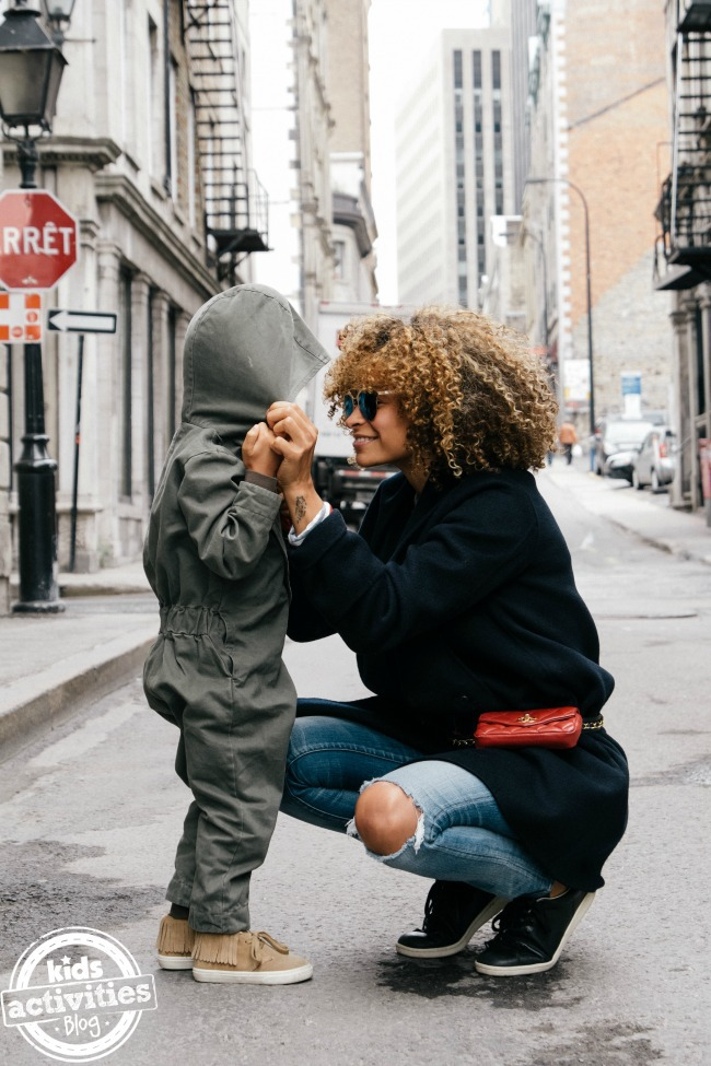 Ways to Be More Present with Our Kids