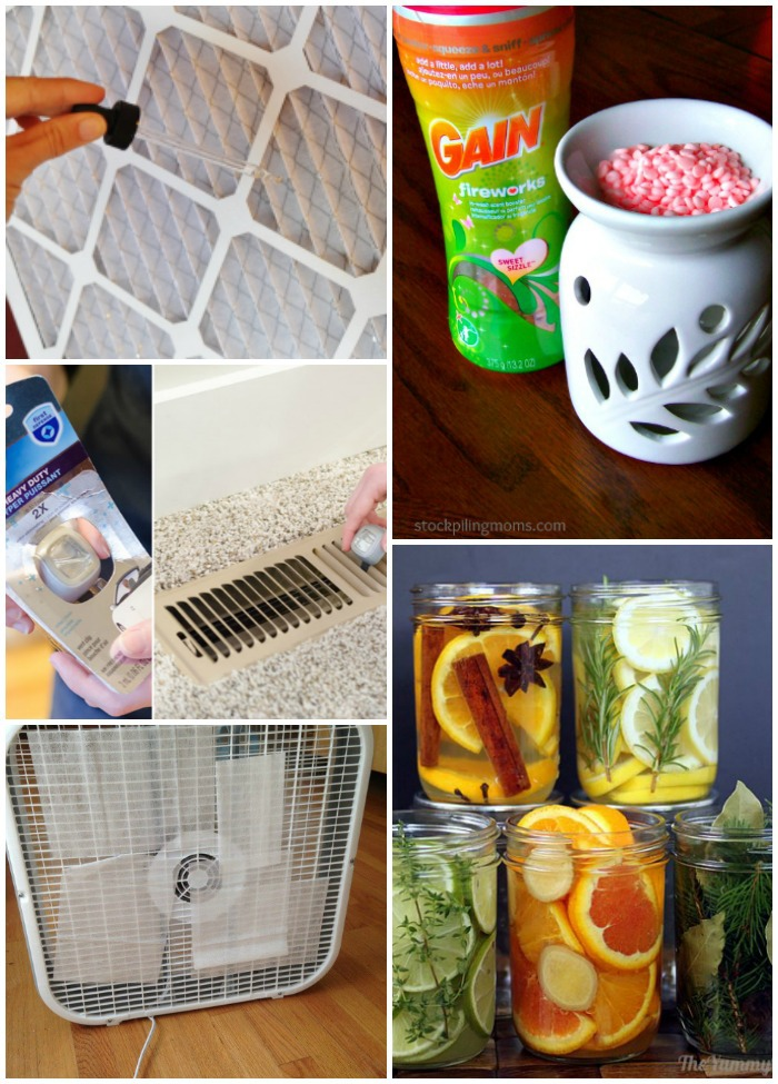 25 Genius Hacks To Make Your House Smell Amazing