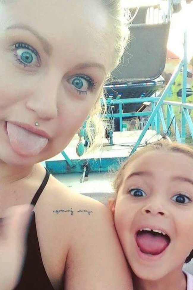 Mom Praises Ex's New Girlfriend For Loving Her Four-Year-Old Daughter