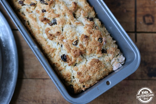 Grandma's Irish Soda Bread