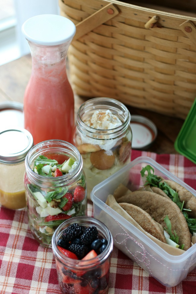 4 Ways to Spring into Spring with Picnic Foods