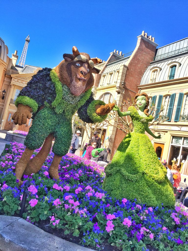 10 Disney Character Topiaries You Have to See to Believe