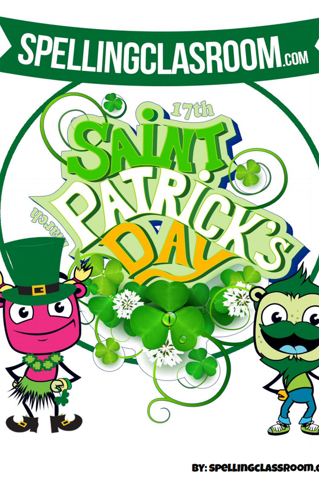 St. Patrick's Day Learning Printables