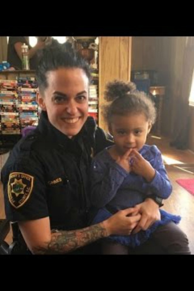 Two-Year-Old Calls 911 Because She Needs Help Putting Her Pants On