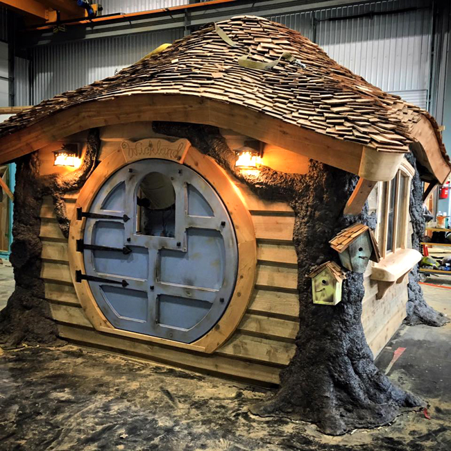 Epic Playhouses for Kids