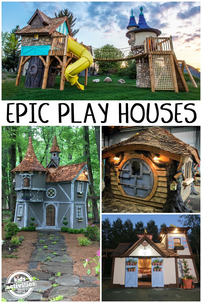 Epic Playhouses