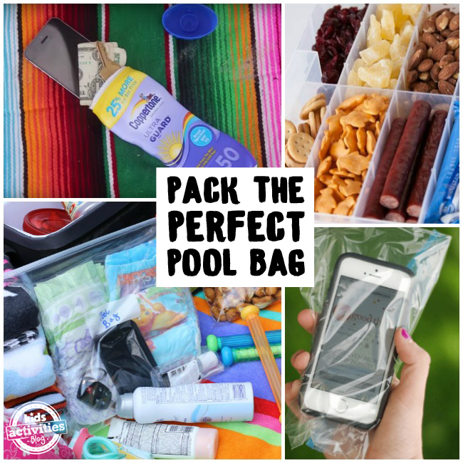 Pack the Perfect Pool Bag