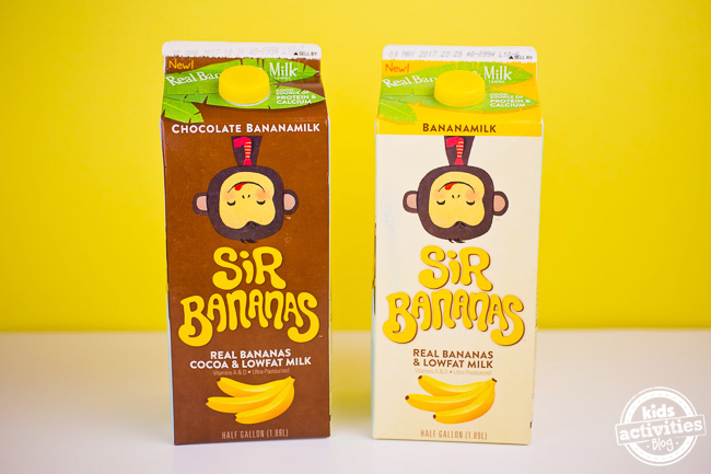 Sir Bananas Milk