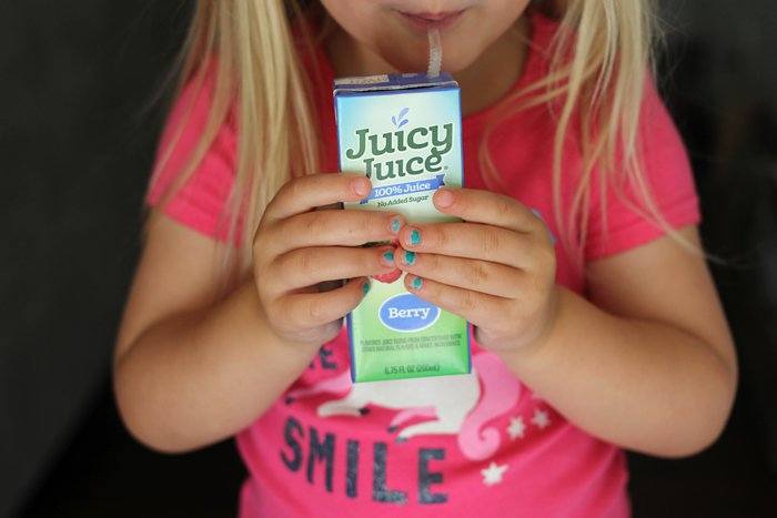 juicy juice juice box