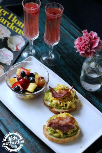 5 Breakfast in Bed Mother's Day Recipes