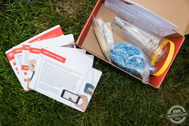 STEMlab Subscription Box for Kids