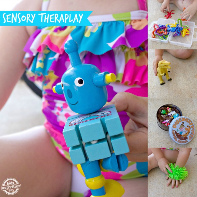 Sensory TheraPlay Subscription Box