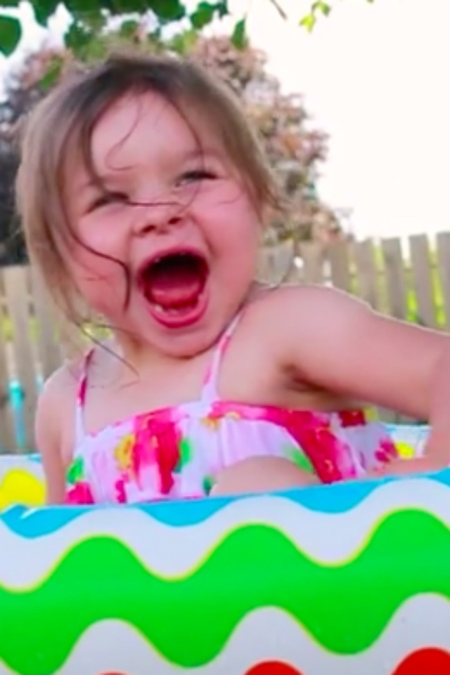 Little Girl Survives On As Little As One Hour Sleep Per Night