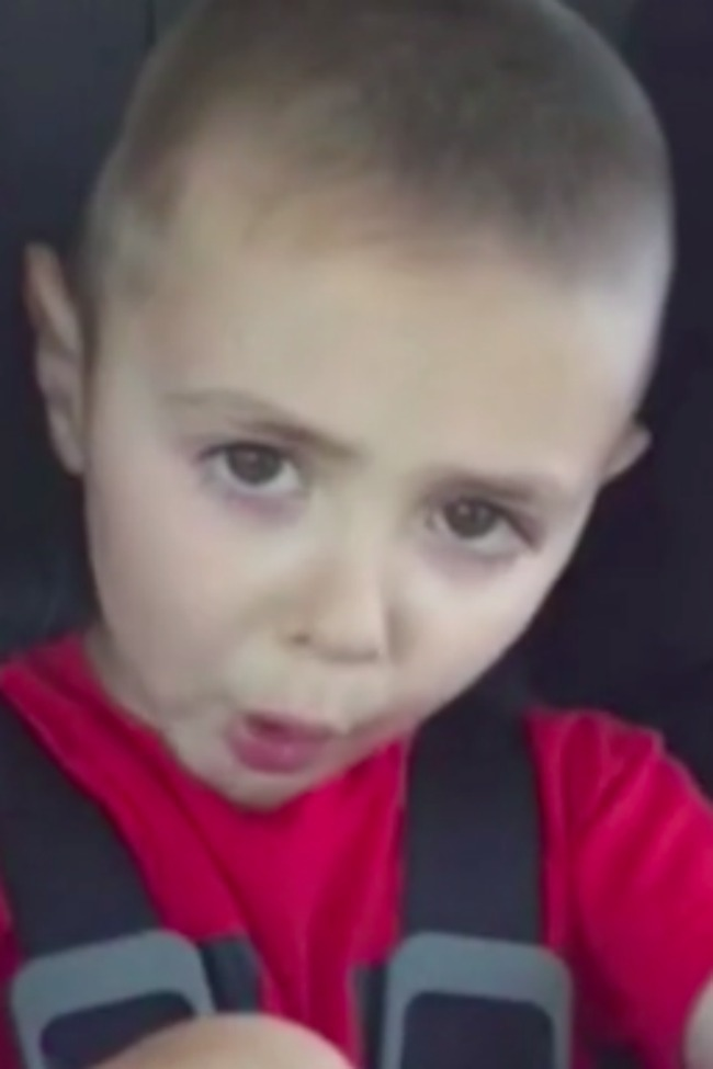 Emotional Kid Is At The End Of His Rope For The Funniest Reasons
