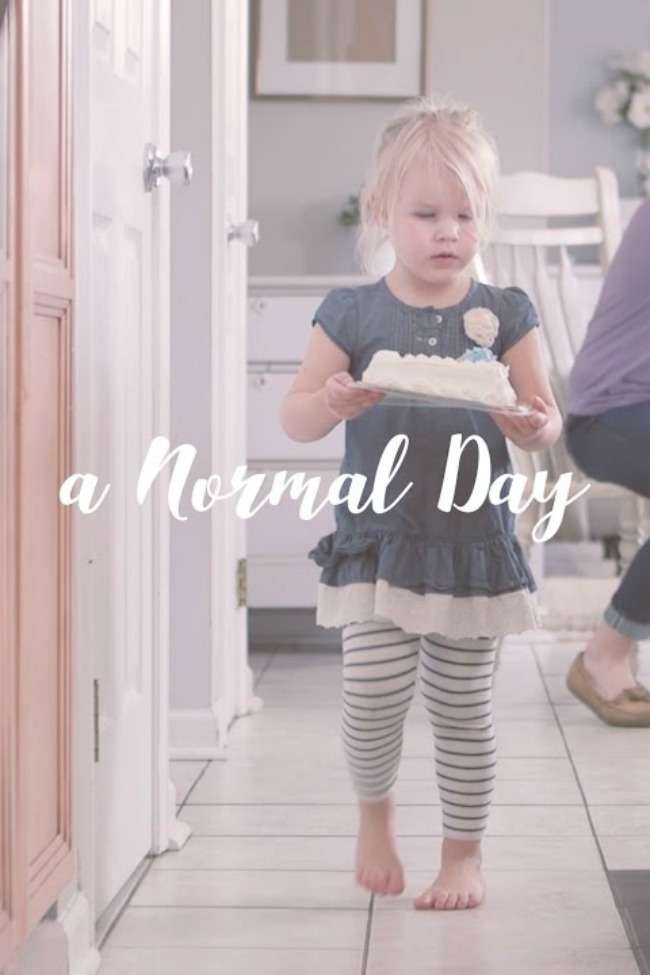 A 'Normal Day' For This Mom Turns Out To Be Anything But For Her Child!
