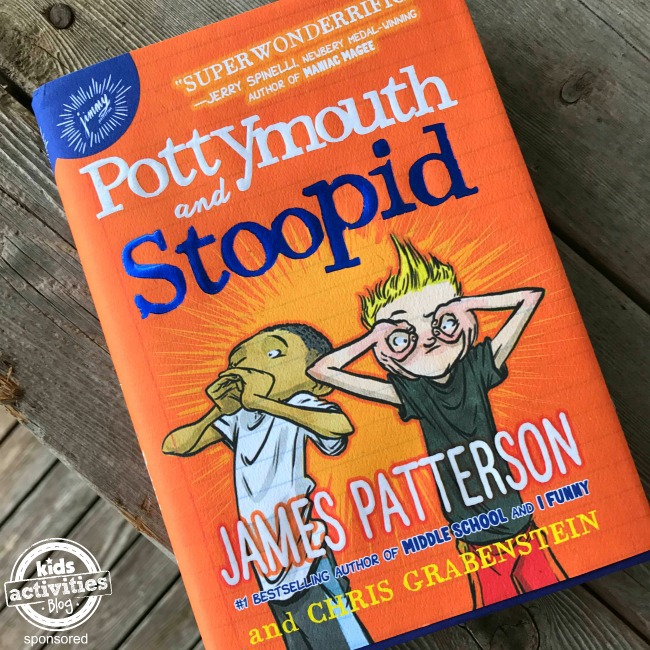 book pottymouth and stoopid