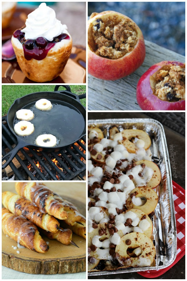 14 Scrumptious Campfire Desserts You Need To Make ASAP