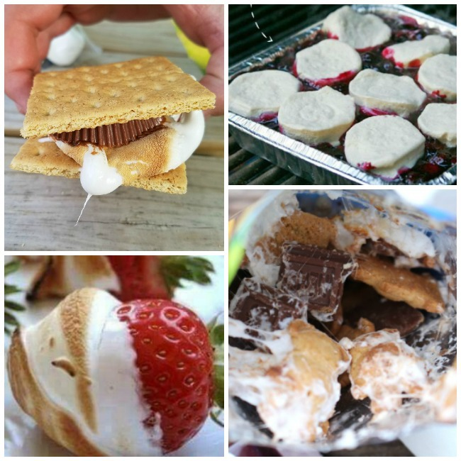14 Scrumptious Campfire Desserts You Need To Make This Summer