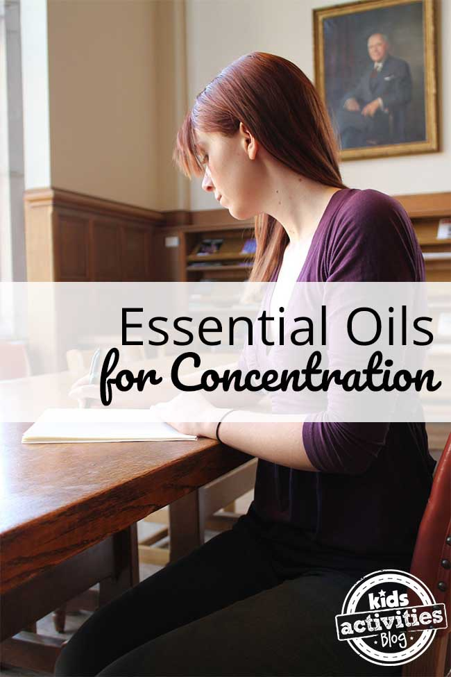 Essential Oils to Improve Concentration