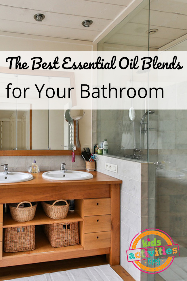 The Best Essential Oils for the Bathroom