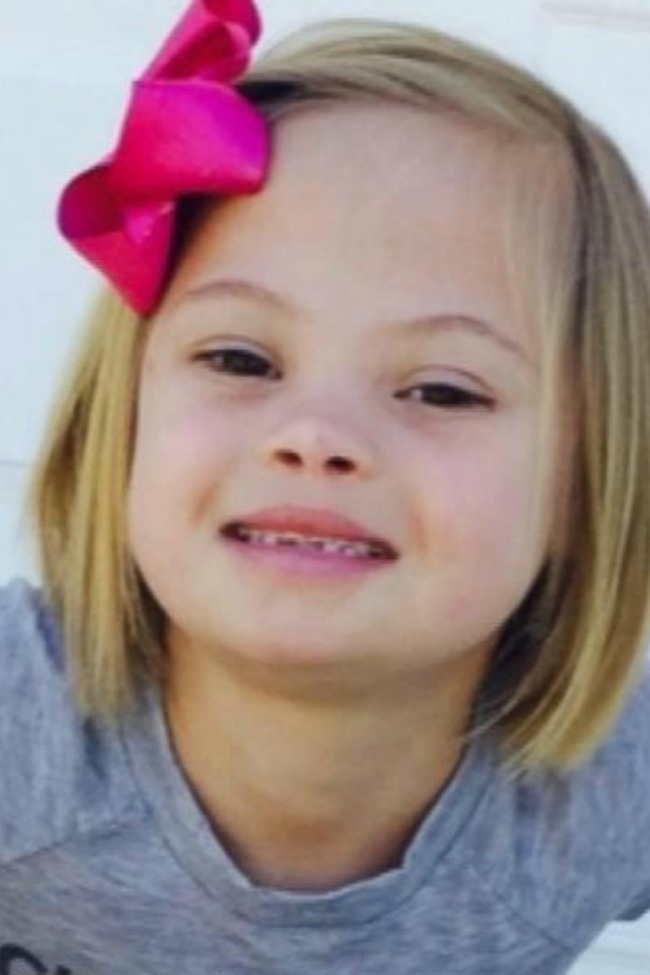 """Viral Video Of Little Girl Telling The World, """"There's Nothing Scary About Down Syndrome"""""""