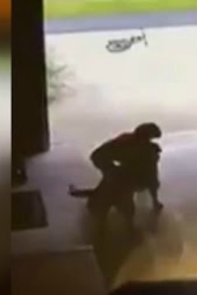 Boy Caught On Video Sneaking Into Garage to Hug Dog: He's Over Every Day Now