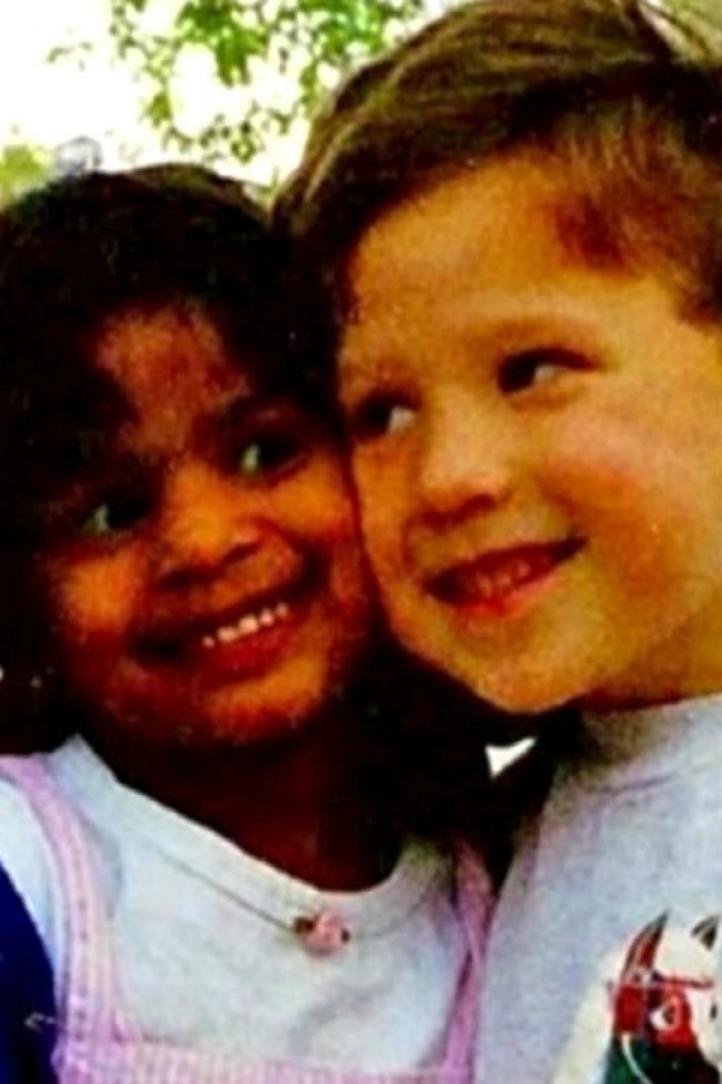 Preschoolers Who Vowed To Wed, Finally Tied The Knot 20 Years Later